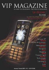 VIP Magazine / Automne 2009